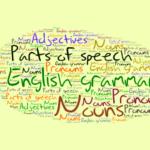 Части речи в английском языке: существительные, прилагательные, местоимения