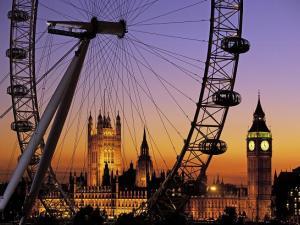 Интересные места в Лондоне