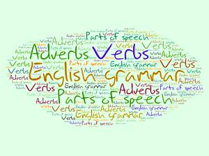 Adverbs Verbs